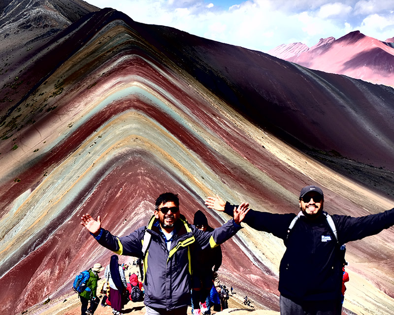rainbow mountain tour cusco