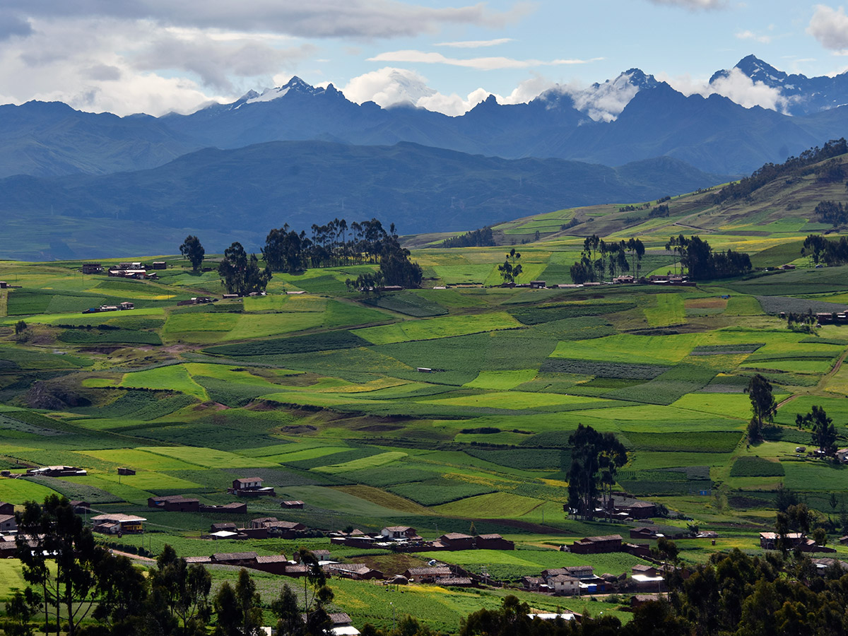 Private Tour Sacred Valley of the Incas – Full Day