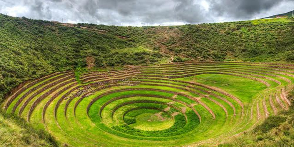 Tourist attractions outside Cusco