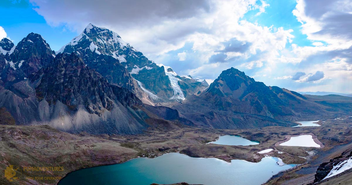 Ausangate and 7 lagoons in Cusco